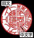 回文と中文字2